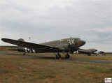 Rosinenbomber C-47 Skytrain C-53 Skytrooper Schoenhagen Potsdam Brandenburg Luftbruecke 70 Jahre Berichterstattung TrendJam