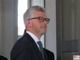 S.E. Andrii Melnyk Gesicht Botschafter Ukraine in Deutschland Diplomatisches Corps Empfang Meseberg Berichterstattung