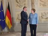 S.E. Dr. Péter Györkös Botschafter Ungarn in Deutschland Diplomatisches Corps Empfang Meseberg Berichterstattung