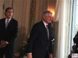 S.E. Pietro Benassi Botschafter Italien in Deutschland Diplomatisches Corps Empfang Meseberg Berichterstattung
