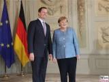 S.E. Richard Allen Grenell Botschafter Vereinigte Staaten von Amerika in Deutschland Diplomatisches Corps Empfang Meseberg Berichterstattung
