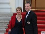 S.E. Simon McDonald Olivia McDonald Promi Queen Besuch Schloss Bellevue Berlin 2015