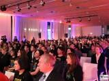 Saal Publikum Gewinner Google Impact Challenge Deutschland Cafe Moskau Karl Marx Allee Berlin