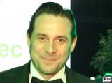 Sascha Vollmer Gesicht Promi Boss Hoss GreenTec Awards Tempodrom Berlin