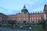 chloss Neues Palais Mopke Ehrenhof XV Potsdamer Schloessernacht Potsdam