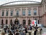 Schlueterhof Deutsches Historisches Museum ehem Zeughaus Jubilaeum 40 Jahre Mitbestimmungsgesetz Berlin Unter den Linden Berichterstatter