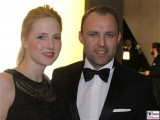 Sebastian Czaja FDP, Katharina Czaja Gesicht face Kopf Promi VBKI Ball der Wirtschaft Hotel Interconti Berlin Berichterstatter