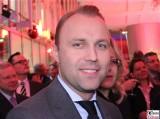 Sebastian Czaja Gesicht face Kopf FDP Tegel Berlin Neujahrsempfang IHK Handwerkskammer Berichterstatter