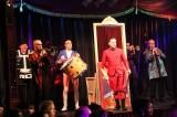 Sergeant pepper's lonely hearts club band Palazzo Restaurant Show Buehne Show Dinner Curioso Spiegelpalast Berlin