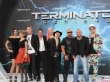 Serie TV Tag und Nacht Promi Terminator Genisys Arnold Schwarzenegger Premiere Sony Center Berlin