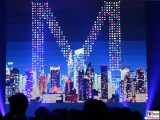 Show Maybelline Berlin 100 Jahre Geburtstag Make-Up Night Kraftwerk DKMS