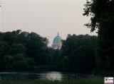 Sichtachse Landeshauptstadt Nikolaikirche Neuer Garten Potsdam 70 Jahre Potsdamer Konferenz Heiliger See