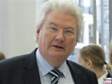Sigmund Gottlieb Gesicht face Kopf Portrait Bayerisches Fernsehen Deutsche Telekom Hauptstadtrepräsentanz Ludwig-Ehrhard-Preis Wirtschaftspublizistik Berlin Berichterstatter