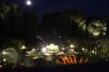 Sizilianischer Garten nachts Park Sanssouci XV Potsdamer Schloessernacht Potsdam