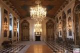 Spiegelsaal Neues Palais Kronleuchter Marmor Schloessernacht Sanssouci Potsdam Rokoko Berichterstatter