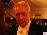 Stanislaw Tillich Gesicht Promi Kopf Semperopernball Dresden Theaterplatz Opernball Semperoper