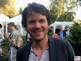 Steffen Schroeder Gesicht face SOKO Leipzig Brandenburger Sommerabend Potsdam Schiffbauergasse Berichterstattung