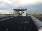 THF Oeffnung Aussichtsplattform Tower Flughafen Gebaeude Tempelhof