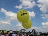 Termin Eröffnung Waldschloesschenbruecke Dresden Luftballon