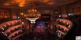 Theatersaal Tanzflaeche Buehne SemperOper Ball Dresden Berichterstatter