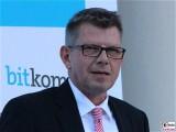 Thorsten Dirks Gesicht Promi BITKOM Sommerfest Hamburger Bahnhof Invalidenstraße Hauptstadt Berlin