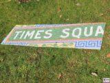 Fundstück: TIMES SQUA