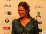 Tita von Hardenberg Gast Gesicht face Promi Goldene Victoria 2018 Preis VDZ Publishers Night 18 Gala der Zeitschriften Verleger Berichterstattung TrendJam