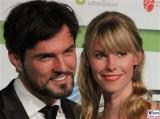 Tobey Wilson Sabrina Gehrmann Gesicht Promi GreenTec Awards Tempodrom Berlin