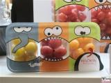 Tomaten snack fuer Kinder FRUIT LOGISITICA Messe Berlin Funkturm