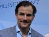 Torben Liebrecht Gesicht face Kopf Produzentenfest Produzentenallianz Regen Kongresshalle Hutschachtel WestBerlin Berichterstatter