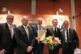 Tourismuspreis Brandenburg 2017 Platz 2 alte Oehlmuehle Wittenberge Vertretung des Landes Brandenburg Berichterstatter