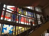 Treppenhaus Mosaik Womacka Managerhochschule European School of Management and Technology ESMT Staatsrat Amtssitz DDR Schlossplatz Berlin Berichterstatter