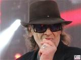 Udo Lindenberg Gesicht Promi face Brille Ring Panik Rocker OlympiaStadion Tour Arena Berlin