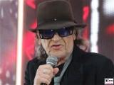 Udo Lindenberg Gesicht Promi face Mikro PanikRocker OlympiaStadion Tour Arena Berlin