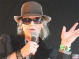 Udo Lindenberg Gesicht frontal Promi face Panik Rocker OlympiaStadion Tour Arena Berlin