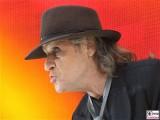 Udo Lindenberg Gesicht links Promi face Panik Rocker OlympiaStadion Tour Arena Berlin