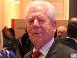 Udo van Kampen Gesicht face Kopf Promi Ludwig-Ehrhard-Preis Wirtschaftspublizistik Deutsche Telekom Hauptstadtrepräsentanz Berlin Berichterstatter