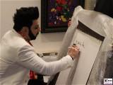 Unterschrift echt Glööckler Harald signiert Bild Sakko Gemälde Mode Bilder Wohnung Berlin Mensing