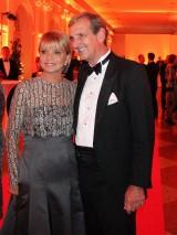 Uschi Glas, Dieter Hermann Festlicher Vorempfang der 20. AIDS-Gala im Schloss Charlottenburg