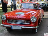 Volkmar Kruspig Wartburg 313 Sport Coupe 1957 Oldtimer Rallye Hamburg Berlin Klassik 24 TOURS DU PONT Potsdam Berichterstatter