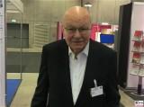 Walter Momper-Gesicht-Promi-SPD-ehem. Regierender Buergermeister von Berlin Bundesparteitag-Berlin-CityCube-Messe-Berlin-Berichterstattung-TrendJam