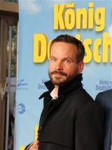 Wanja Mues Premiere Koenig von Deutschland Berlin Kino International Karl Marx Allee