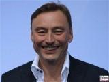 Werner Daehn Gesicht face Kopf Produzentenfest Produzentenallianz Regen Kongresshalle Hutschachtel WestBerlin Berichterstatter