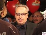 Wolfgang Stumph Gesicht Promi face Kopf SemperOper Ball Theaterplatz Dresden Berichterstatter