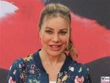 Xenia Seeberg Gesicht face Kopf Lächeln ANGRY BIRDS - DER FILM Deutschland Premiere Kinostart Sony Center Berlin Mitte Potsdamer Platz AngryBirdsFilm SonyPictures