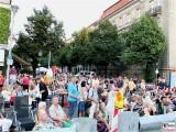 Zaungaeste Publikum Classic Open Air Gendarmenmarkt Sommer Berlin