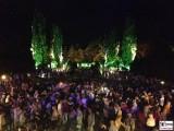 Zuschauer Gaeste Botanische Nacht Illumination Berlin Dahlem Botanischer Garten Steglitz Zehlendorf