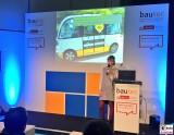 autonomes Fahren OPNV bautec Messe Berlin Fachmesse Funkturm Bau Gebaeude Ausruestung Berichterstatter