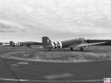 drei Rosinenbomber C-47 Skytrain C-53 Skytrooper Schoenhagen Potsdam Brandenburg Luftbruecke 70 Jahre Berichterstattung TrendJam 2019