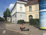 eScooter voi. Potsdam Stadt Leihe Mieten Ausleihe Brandenburg Berichterstattung TrendJam